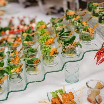 fresh & joy events - kulinarische Gourmet Genüsse