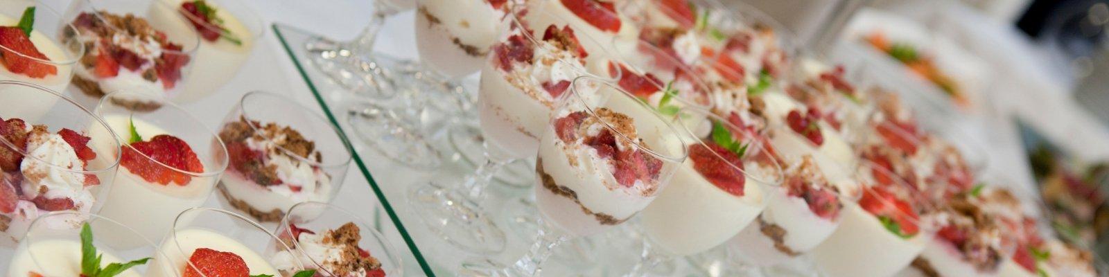 fresh & joy events- Dessert