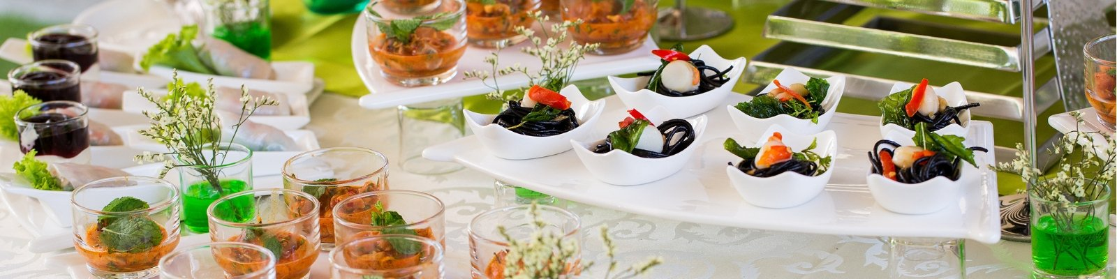 fresh & joy events - Salate und Fingerfood in Hannover