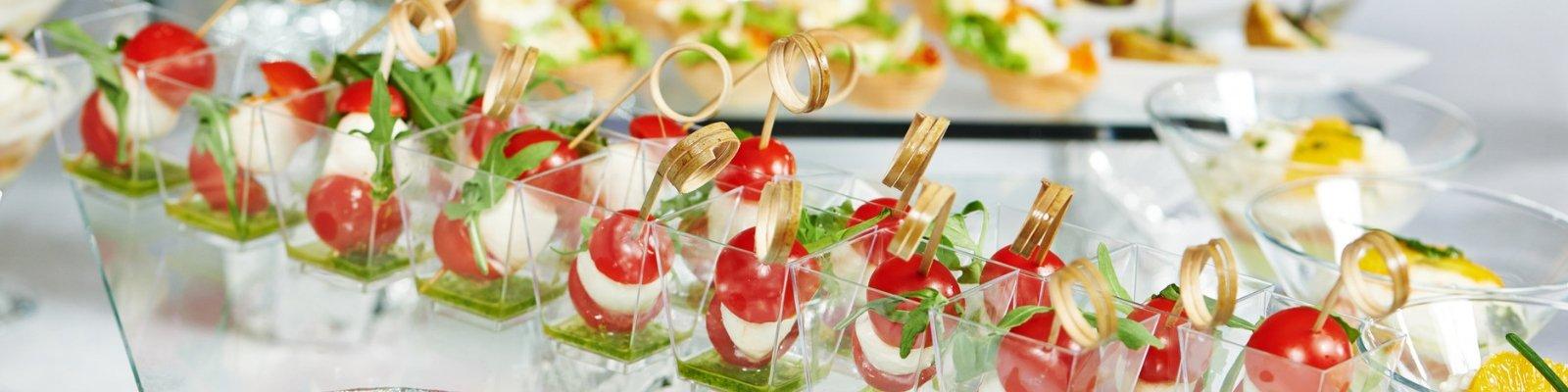 fresh & joy events - verschiedens Fingerfood in Hannover