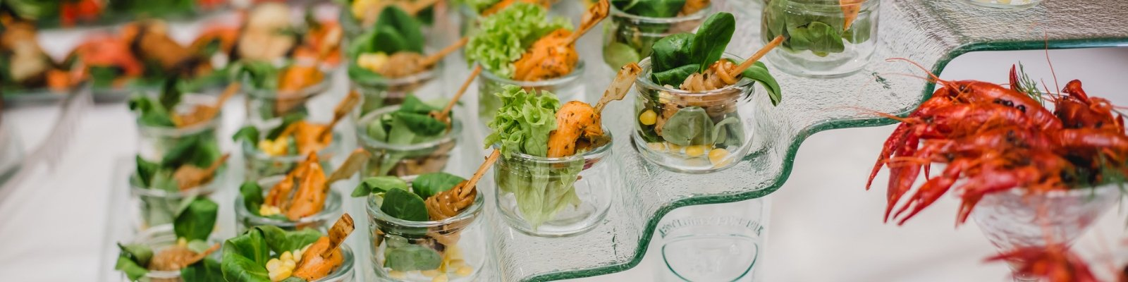 fresh & joy events - Salate im Glas in Hannover