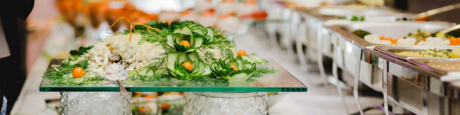 fresh & joy events- Buffet für Jedermann