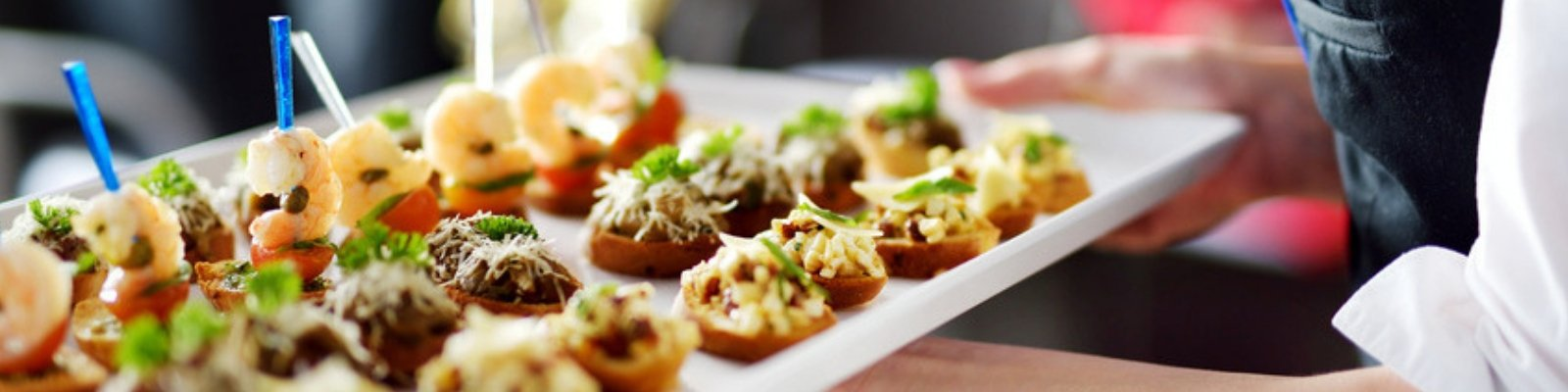 fresh & joy events - Canapes in Hannover