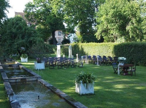 Die Location Schloss Hammerstein für Ihr Event