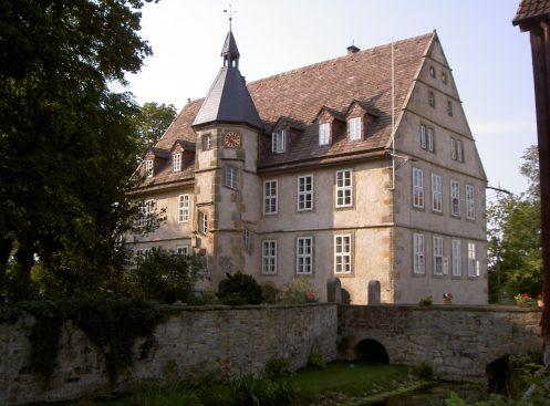 Das besondere an Schloss Hammerstein