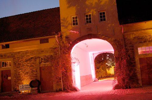 Die Räumlichkeiten von Rittergut Remeringhausen auf einem Blick