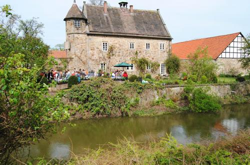 Das besondere an Rittergut Remeringhausen