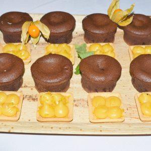 Dessertplatte