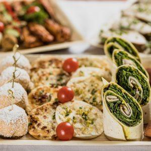 Bestellen Sie bei Fresh&Joy die Culinaric Platte für Ihr Event