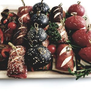 Bestellen Sie die Office-Platte für ein gelungenes Buffet von Fresh&Joy