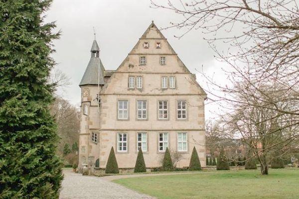 Eventlocation Hannover - Der Blick auf Schloss Hammerstein
