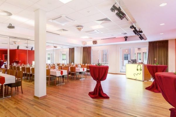 Eventlocation Hannover - Die Innenansicht der Tanzschule Kressler in Garbsen