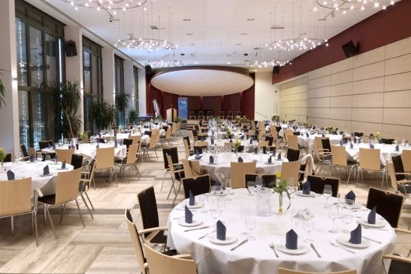 Eventlocation Hannover - Die Wandelhalle in Bad Nenndorf für Ihr Event