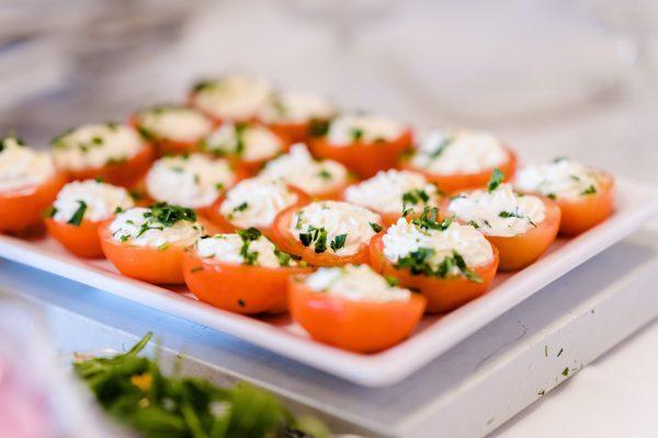 Tomaten gefüllt