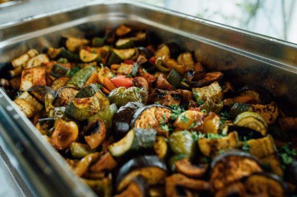 Grill - Gemüse